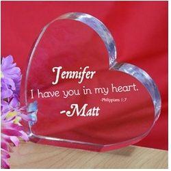 In My Heart Keepsake