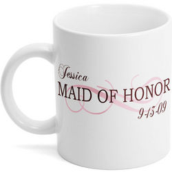 Maid of Honor Classic Mug
