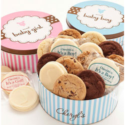 Sweet Baby Classic Cookie Assortment Gift Tin