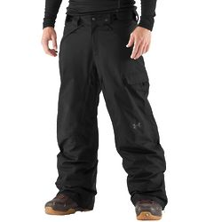 Under Armour Men's Flow Field Ski/Snowboard Pants