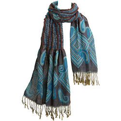Diamonds and Paisley Scarf