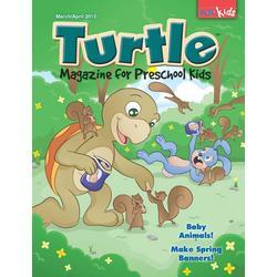 Turtle Magazine Subscription