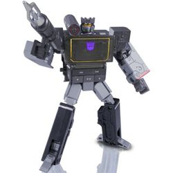 Transformers MP3 Player Soundblaster Figure