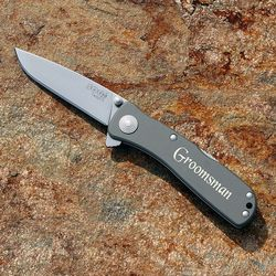 Sog Twitch II Folding Lock Blade Knife