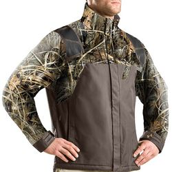 Men's Skysweeper Camo Hunting Jacket