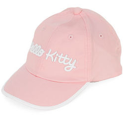 Hello Kitty Diva Pink Tennis Hat