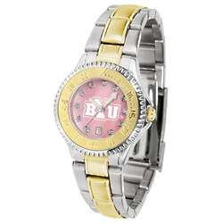 NCAA Women's Competitor Two-Tone Mother of Pearl Watch