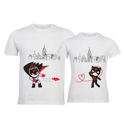 We're Irresistibly Attracted His & Hers Matching Couple Shirts