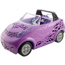 Monster High Scaris Convertible Car