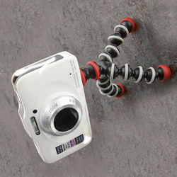 GorillaPod Camera Stand with Magnetic Feet
