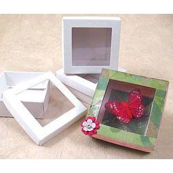 4 Mini Shadow Boxes