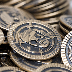 Deluxe Pirate Coin