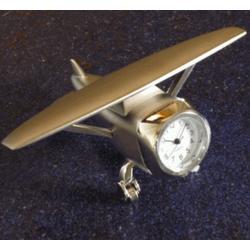Taildragger Airplane Clock