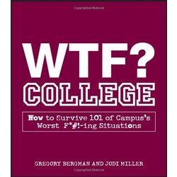 WTF? College Book