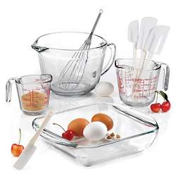 9 Pc Mixing and Measure Baking Set