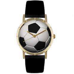 Soccer Lover Print Watch