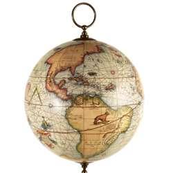 Hanging Mercator Terrestrial Globe