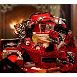 Night of Romance Gift Basket