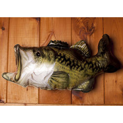 Inflatable Bass Decoration