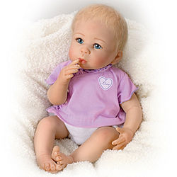 Little Love Lifelike Baby Doll