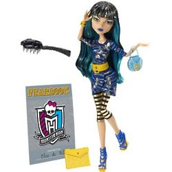Monster High Cleo De Nile Picture Day Doll