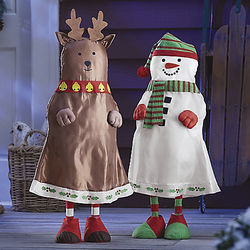 Christmas Children Holiday Decor