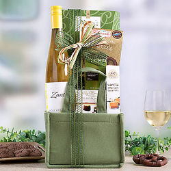 Zante Moscato and Chocolate Gift Bag