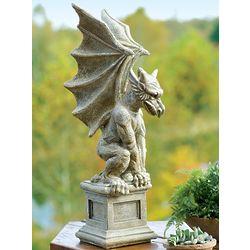 Perched Dragon Statue