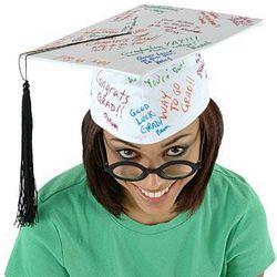 Signature Graduation Cap