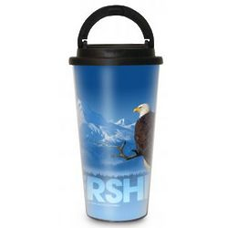Leadership Eagle Travel Mug