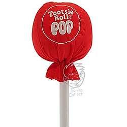 Small Pillow Red Tootsie Roll Pop Plush - FindGift.com  Red Tootsie Pop