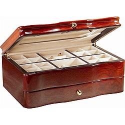 Teak Organizer Jewelry Box