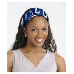 Indianapolis Colts FanBand Headband