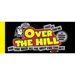 Over the Hill Coupon Book