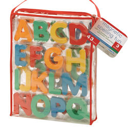 Toddler's Magnetic Letters and Numbers