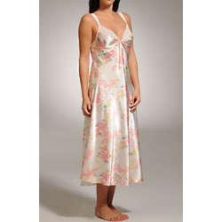 Hydrangea Ballet Length Gown