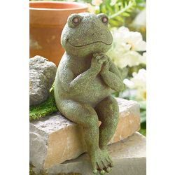 Monsieur Thibault Praying Frog