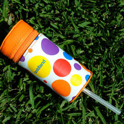 Sherbert Push Pop Coin Purse