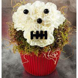 Bad to the Bones Cupcake Halloween Decoration
