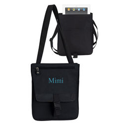 Slim iPad Tablet Messenger Bag