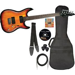 Laguna Ultimate Rock Electric Guitar and Accessory Pack