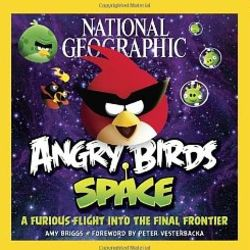 National Geographic Angry Birds Space Book