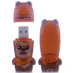 Wicket Star Wars Flash Drive