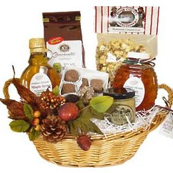 Father's Day Treats Gift Basket
