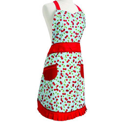 Cherries Fashionista Apron