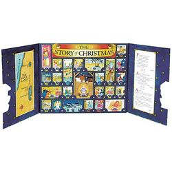 The Story of Christmas Story Book Set and Advent Calendar
