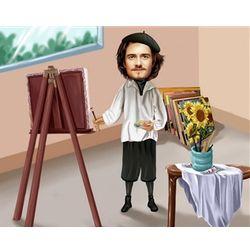 Artisan Caricature From Photos