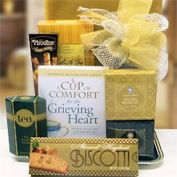 Cup of Comfort Sympathy Gift Basket