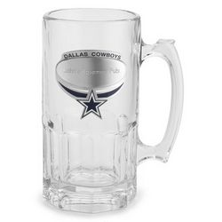 Dallas Cowboys Moby Beer Mug