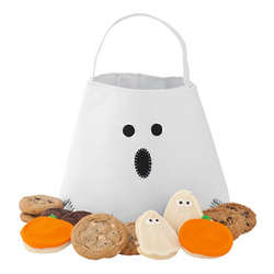Halloween Ghost Treat Bag